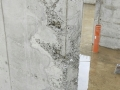Дефекты бетона - раковины