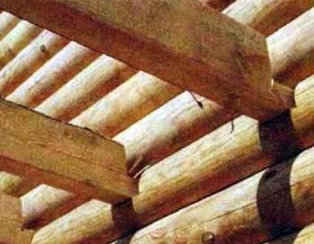 Ошибка строителей. Ослаблены сечения несущих балок