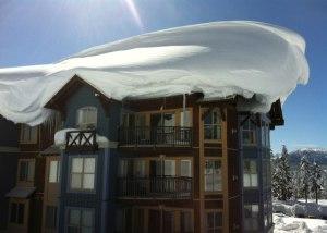 снеговые нагрузки дома